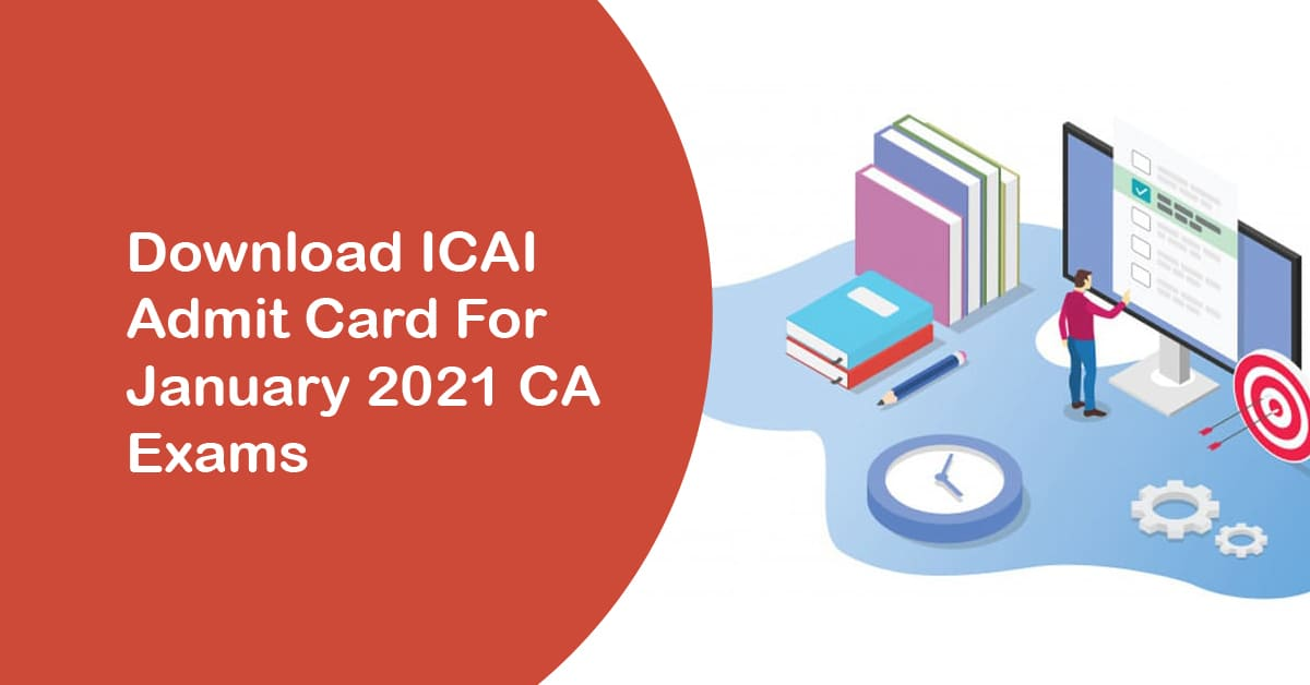 Download ICAI Admit Card