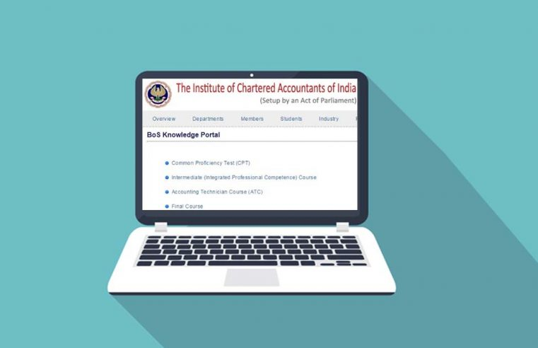 How can ICAI BOS Knowledge Portal help you clear CA Exams?