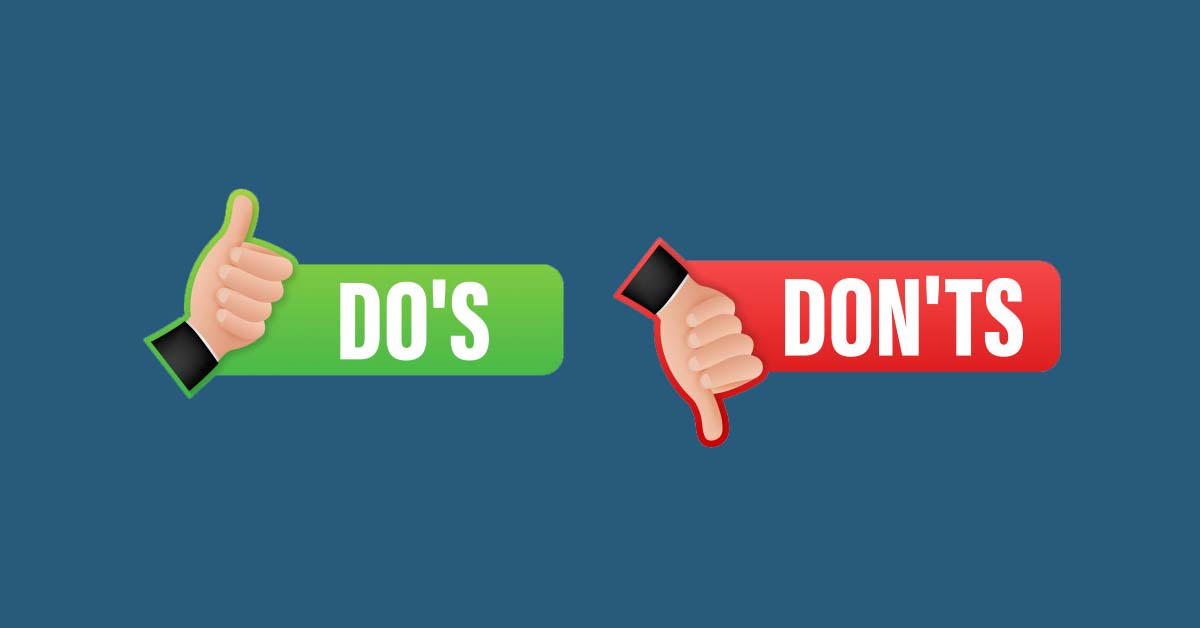 The Do's and Don'ts of CA Exam Preparation