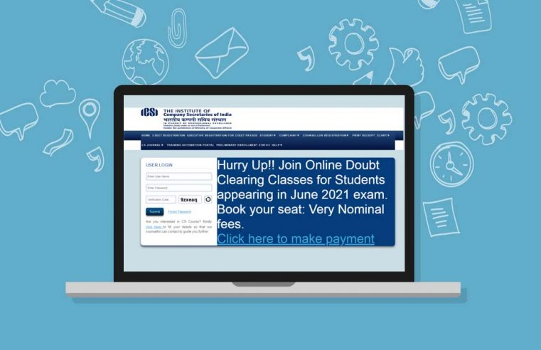 ICSI specifies new domain for availing online services