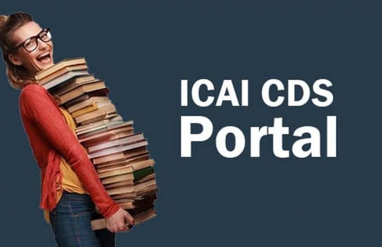 Steps on how to order Study Material from ICAI CDS Portal