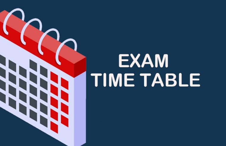 ICMAI releases exam time table for June 2021 CMA Foundation, Inter and Final Exam