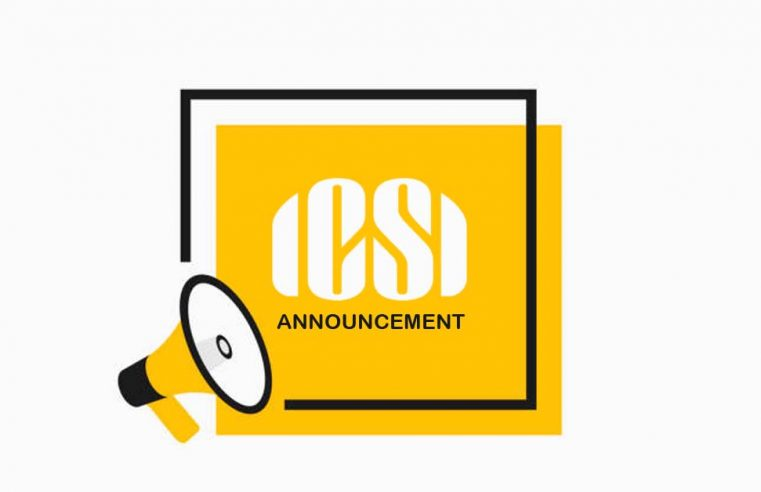 CSEET result to be declared on 20th May 2021