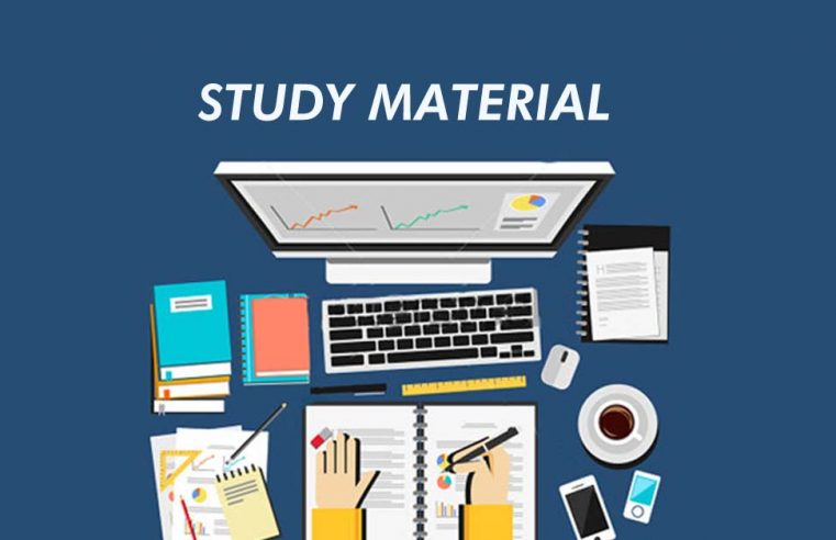 ICAI releases applicable Study Material for November 2021 CA Foundation, Inter and Final Exams
