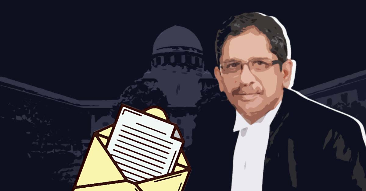 Representation Letter written by 6000 CA students to CJI regarding July 2021 CA Exams