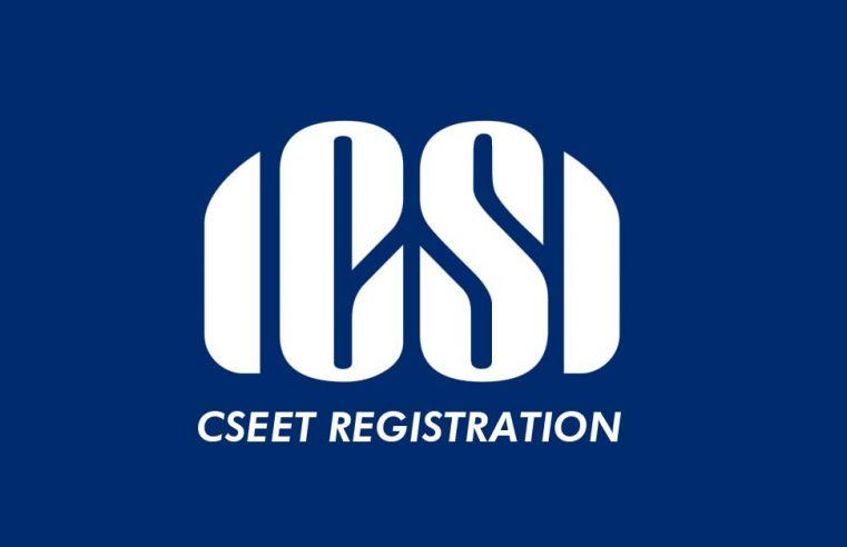 ICSI registration open for CSEET to be held on 13th November 2021