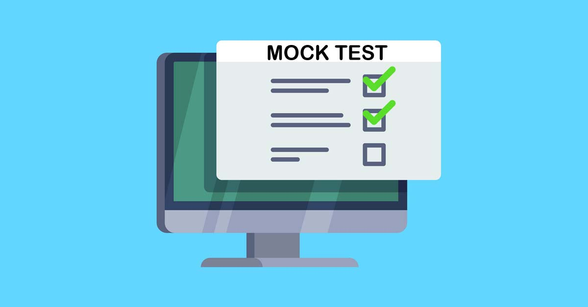 Mock Test for CAT Foundation Course to be held on 19th July 2021 by ICMAI